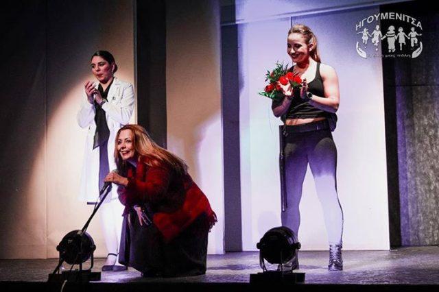 Ήγουμενίτσα: Εκλεψε τις εντυπώσεις η παράσταση «Ιδού Εγώ» από την θεατρική ομάδα «Τομή» στην Ηγουμενίτσα