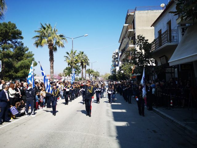 Ήγουμενίτσα: H Φιλαρμονική του Δήμου Ηγουμενίτσας παιανίζει το «Μακεδονία Ξεκουστή» στην παρέλαση της 25ης Μαρτίου (+βίντεο)