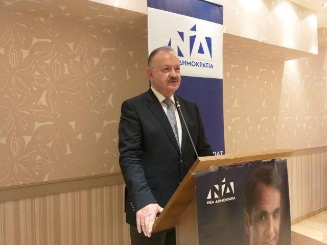 Ήγουμενίτσα: Δημήτρης Σταμάτης από την Ηγουμενίτσα: «Η Ελλάδα χρειάζεται κατεπειγόντως μία νέα κυβέρνηση»