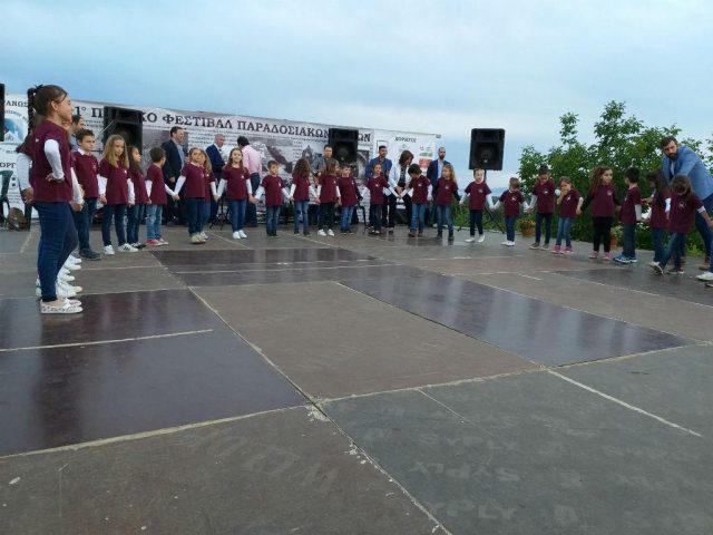 Ήγουμενίτσα: 1ο παιδικό Φεστιβάλ Παραδοσιακών χορών στην Ηγουμενίτσα (+εικόνες)