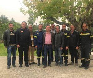 Θεσπρωτία: Νίκος Γώγος «Επιτακτική η ανάγκη της ενδυνάμωσης του Πυροσβεστικού Κλιμακίου Παραμυθιάς»