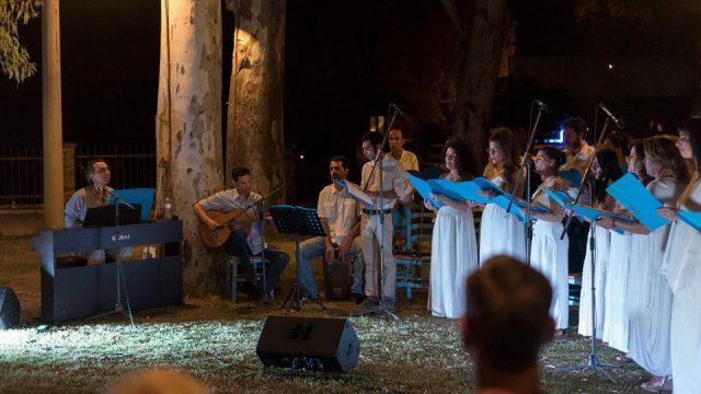 Ήγουμενίτσα: «Στο Δρέπανο των τραγουδιών»: Μια υπέροχη μουσική βραδιά από το Δ.ΙΕΚ Ηγουμενίτσας (+εικόνες, βίντεο)