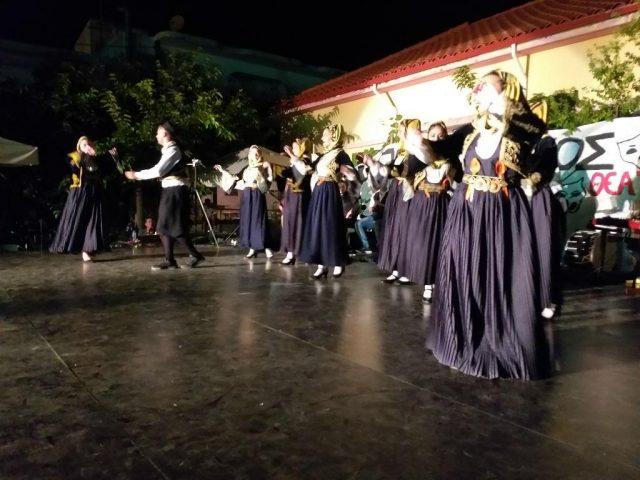 Θεσπρωτία: Νέα Σελεύκεια: «Πλημμύρισε» με τραγούδια και ήχους του Πόντου και της Μικράς Ασίας (+εικόνες)