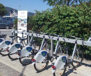 Ηγουμενίτσα: Επίδειξη λειτουργίας του Συστήματος Κοινόχρηστων Ποδηλάτων
