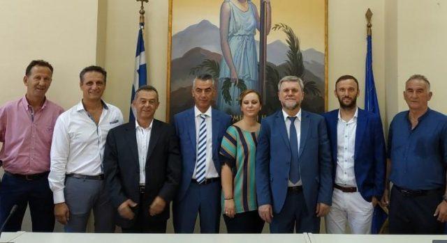 Θεσπρωτία: Μήνυμα συνεργασίας άλλα και αυστηρές προειδοποιήσεις από τον νέο Δήμαρχο Σουλίου Γιάννη Καραγιάννη