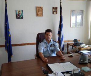 Θεσπρωτία: Νέος αστυνομικός Διευθυντής Θεσπρωτίας ο Αστυνομικός Υποδιευθυντής Γιάννης Παππάς