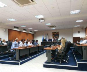 Θεσπρωτία: Ο Δονάτος Μαρτίνης επανεξελέγη πρόεδρος του Δημοτικού Συμβουλίου Ηγουμενίτσας