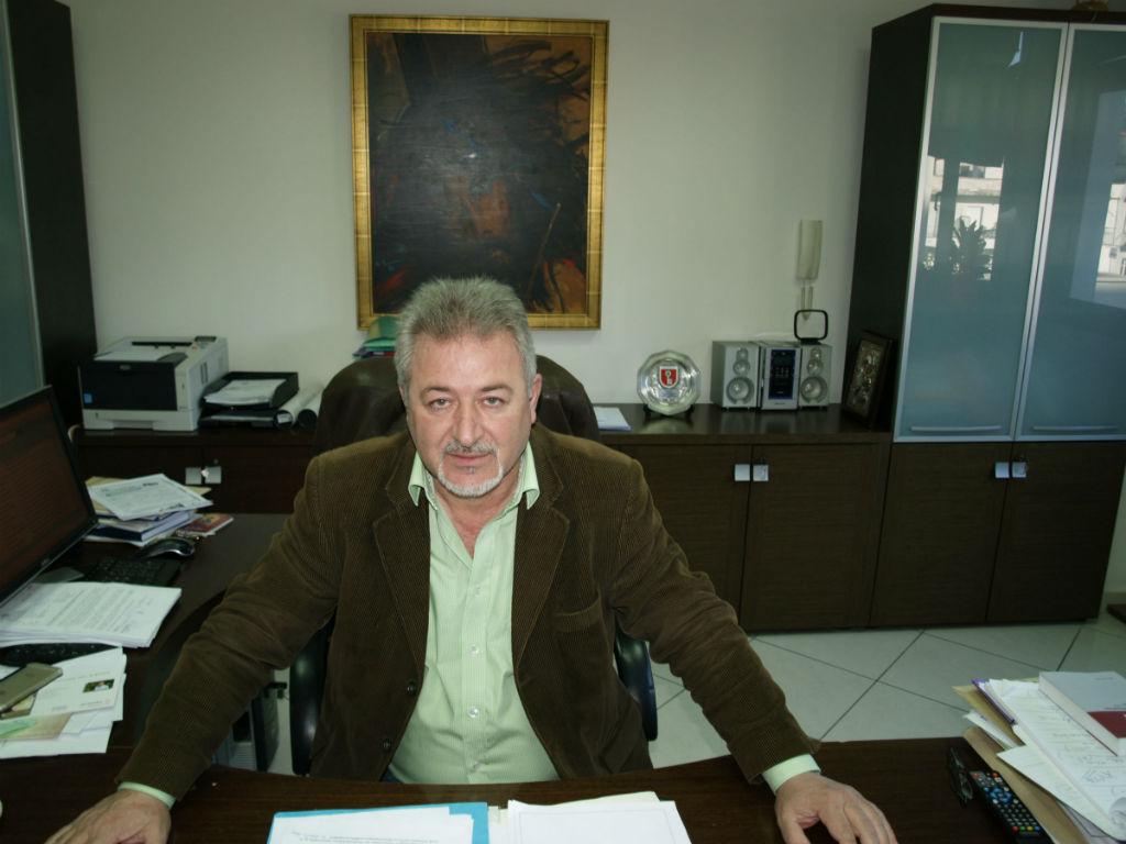 Ήγουμενίτσα: Το πρωτοχρονιάτικο μήνυμα του Δημάρχου Ηγουμενίτσας Γιάννη Λώλου