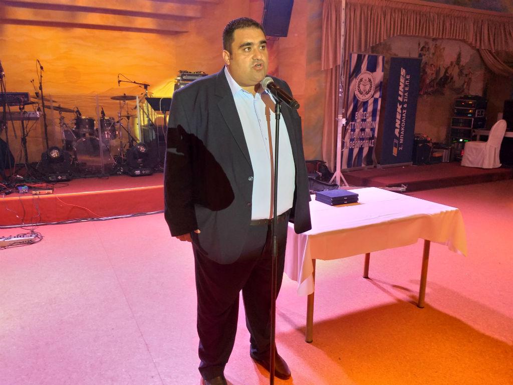 Θεσπρωτία: Τα καυστικά σχόλια του προέδρου της Ένωσης Αστυνομικών Υπαλλήλων Θεσπρωτίας