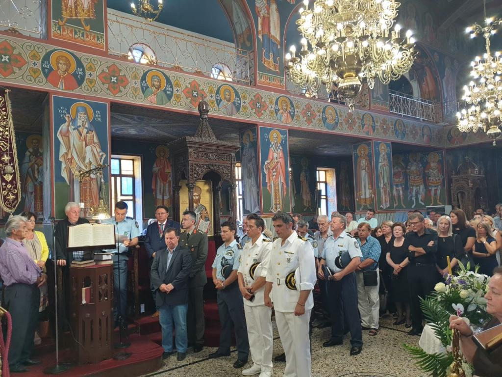 Θεσπρωτία: Εορτασμός της «Ημέρας Τιμής των Αποστράτων της Ελληνικής Αστυνομίας» στην Ηγουμενίτσα