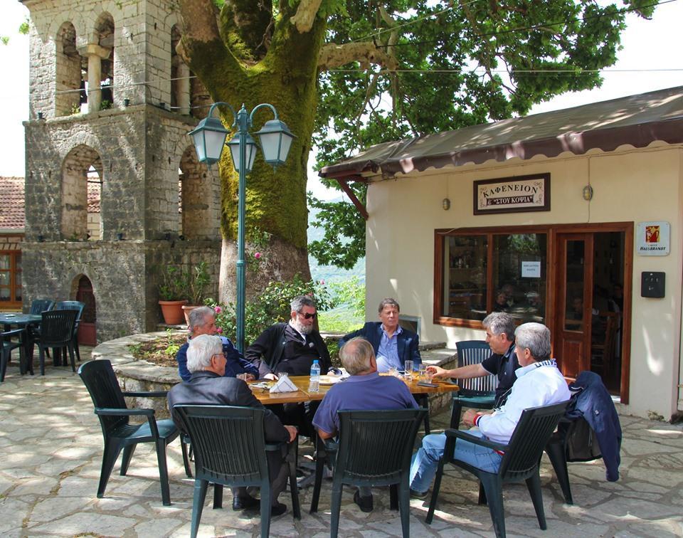 Θεσπρωτία: Ξεσπά ο ιδιοκτήτης του καφενείου στη Ραβενή που επισκέφτηκαν ως πελάτες ελεγκτές του ΕΦΚΑ