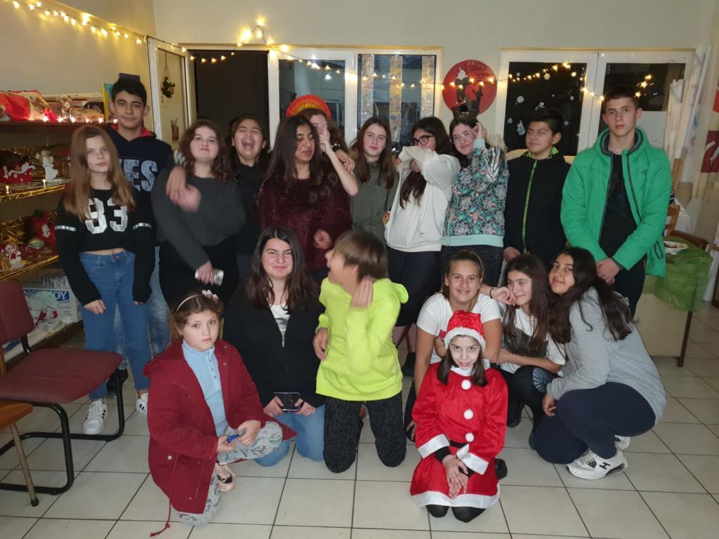 Θεσπρωτία: Η Χριστουγεννιάτικη γιορτή του Εργατικού Κέντρου Θεσπρωτίας