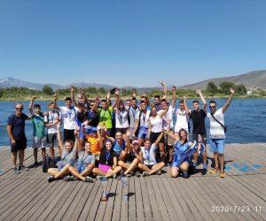 Ήγουμενίτσα: Συνεχίζονται οι επιτυχίες των αθλητών του ΔΝΟ Ηγουμενίτσας-Χάλκινο μετάλλιο για τις κορασίδες στο Πανελλήνιο Πρωτάθλημα