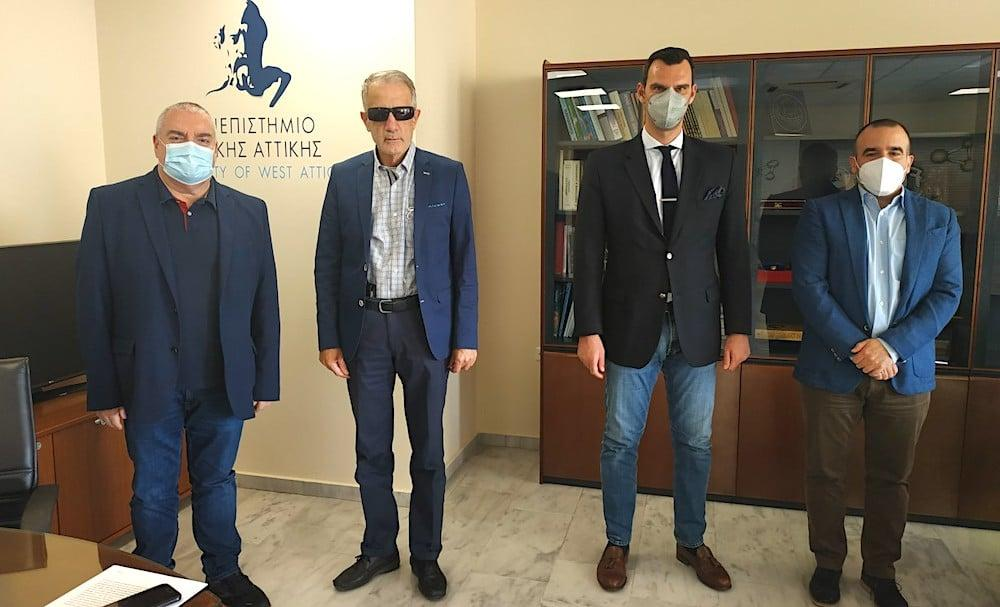 Θεσπρωτία: Συνεργασία του ΠΑΔΑ με τον Οργανισμό Λιμένος Ηγουμενίτσας στην πρώτη προσπάθεια μετατροπής σε πράσινο λιμάνι